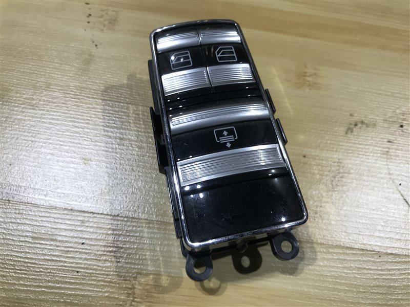 Блок управления стеклами Mercedes-Benz S-Class W221 W221 272.965 2006 задний