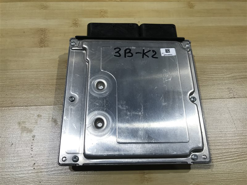 Блок управления двс Bmw 3-Series E90 N46B20B 2007