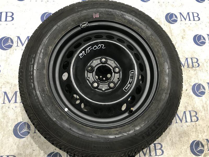 Запасное колесо докатка Mercedes-Benz C-Class W203 W203 112.912 2001