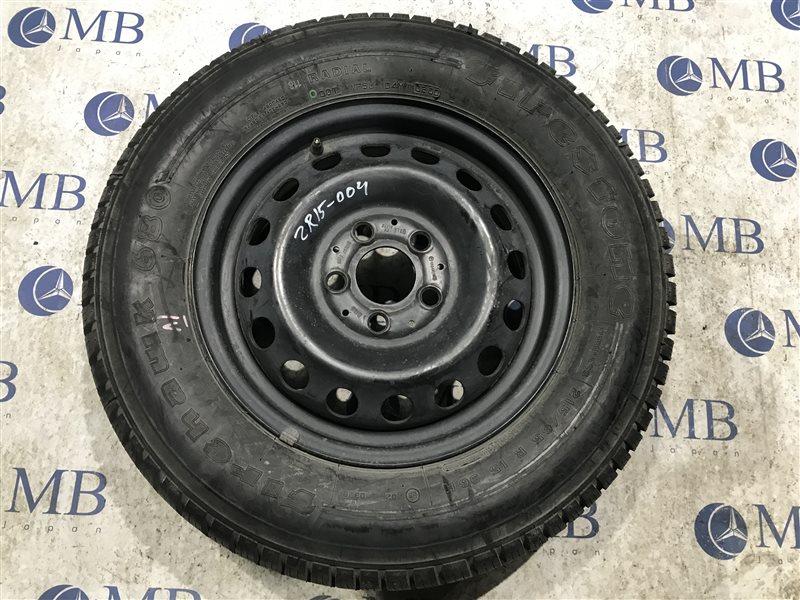 Запасное колесо докатка Mercedes-Benz V-Class W638 W638 M104 2000
