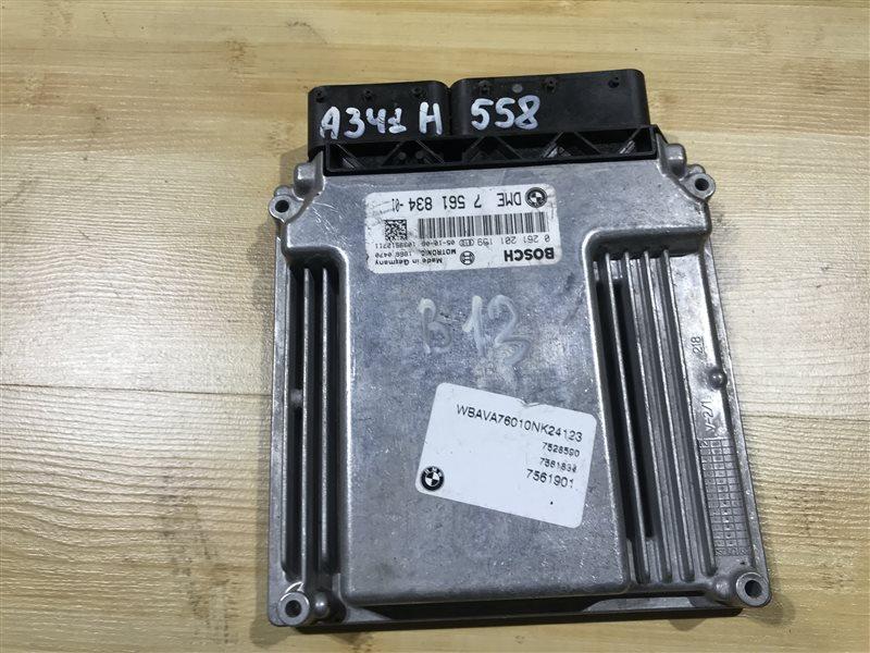Блок управления двс Bmw 3-Series E90 N46B20 2005