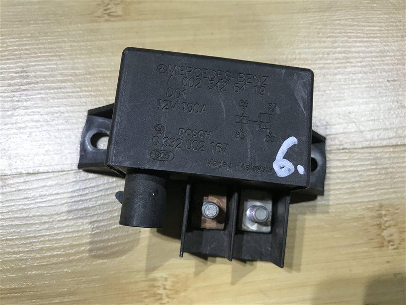 Блок управления зарядом акб Mercedes-Benz Cls-Class W219 W219 C219 113.967 2005
