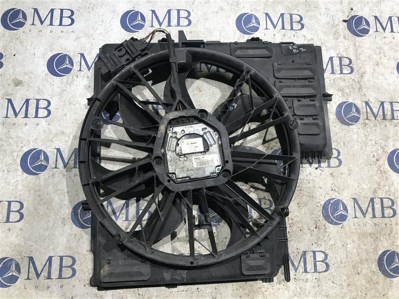 Вентилятор радиатора Bmw X5 E53 N62B44 2005