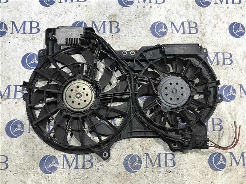 Вентилятор радиатора Audi A6 C6 BDW 2006