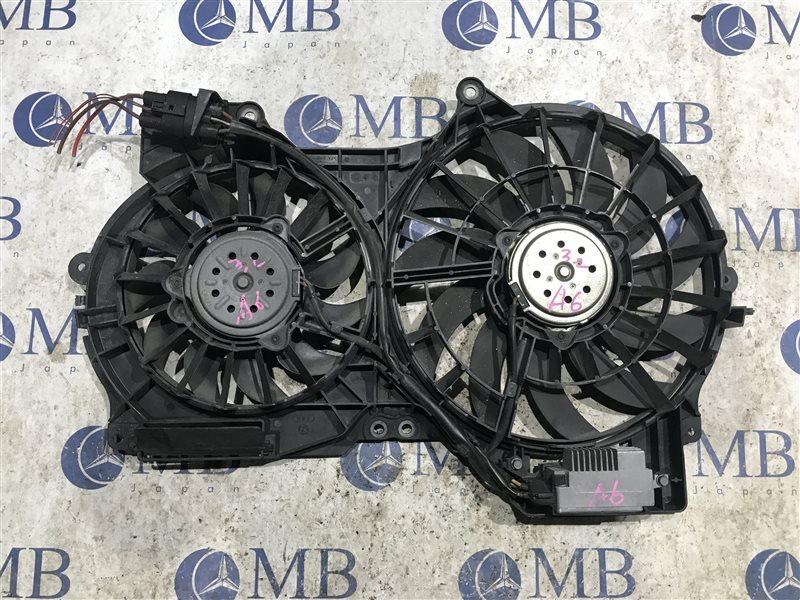 Вентилятор радиатора Audi A6 C6 AUK 2006