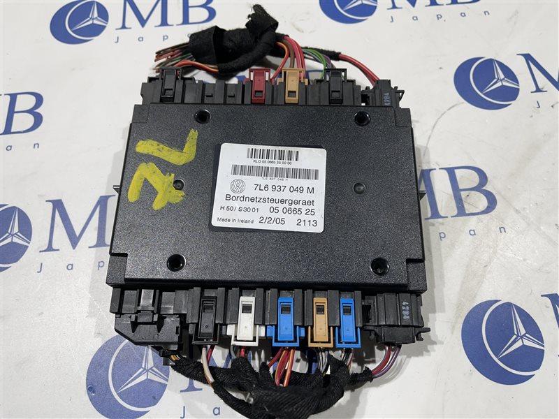 Блок управления бортовой сетью Volkswagen Touareg 7L BMV 2005