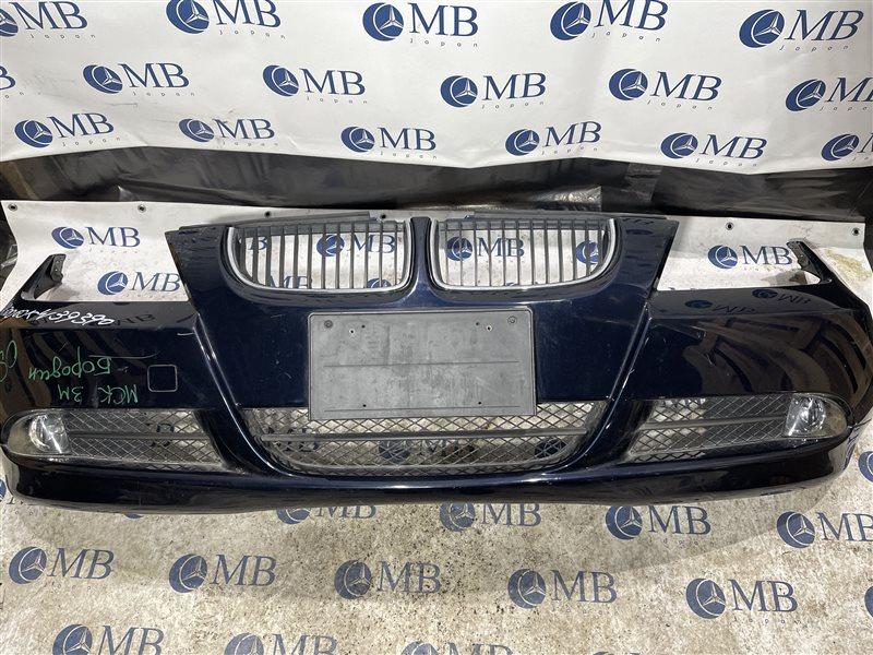 Бампер Bmw 3-Series E90 N52B25A 2006 передний
