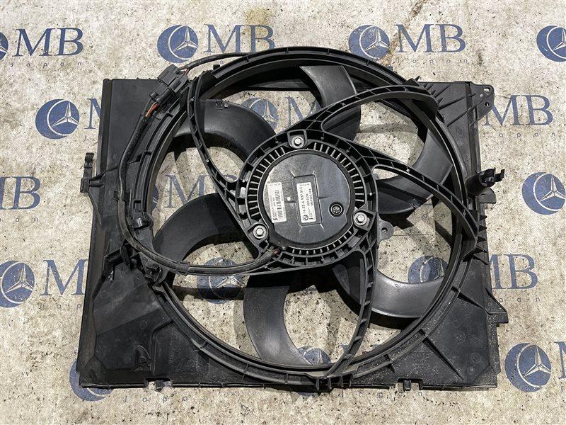 Вентилятор радиатора Bmw 3-Series E90 N46B20B 2007