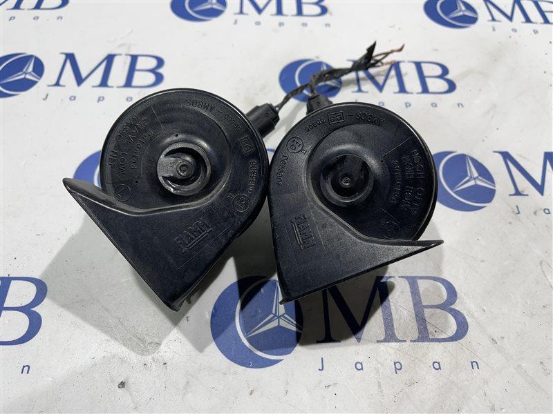 Звуковой сигнал Bmw 3-Series E90 N46B20B 2007