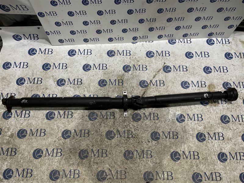 Карданный вал Bmw 7-Series E65 N62B48B 2006 задний