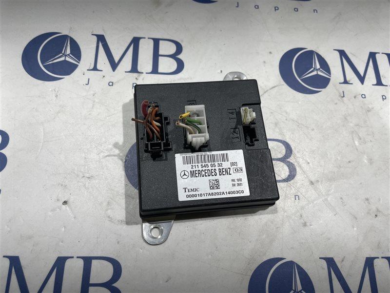 Блок управления Mercedes-Benz E-Class W211 W211 112.949 2002