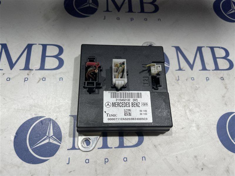 Блок управления Mercedes-Benz E-Class W211 W211 112.954 2003