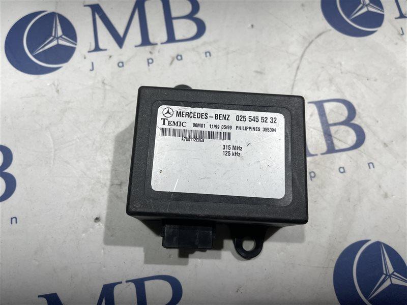 Блок управления Mercedes-Benz V-Class W638 W638 M104 2000