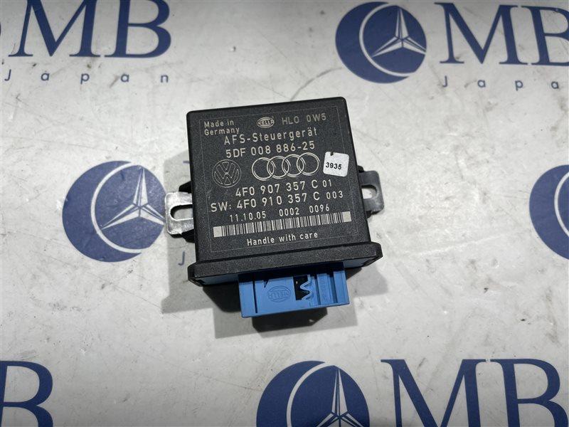 Блок управления регулировки фар Audi A6 C6 AUK 2006