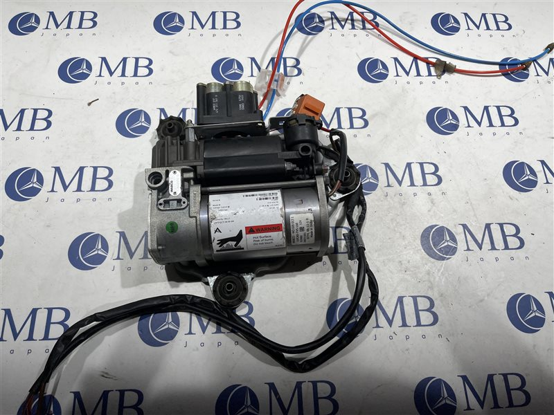 Компрессор подвески Bmw X5 E53 N62B44 2005