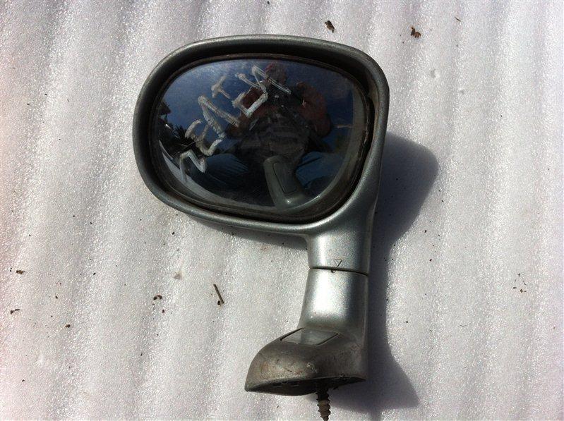 Зеркало на крыло Mitsubishi Challenger 2004 переднее левое