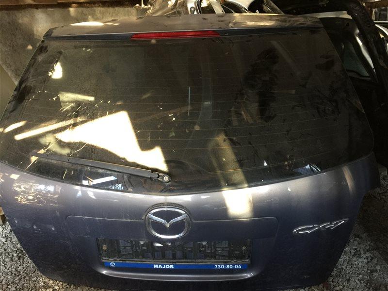 Дверь 5-я дверь багажника Mazda Cx7 2008
