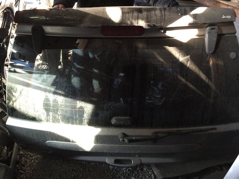 Дверь 5-я дверь багажника Jeep Grand Cherokee 2000