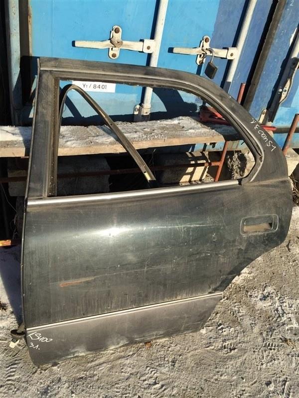 Дверь Lexus Ls400 20 1997 задняя левая