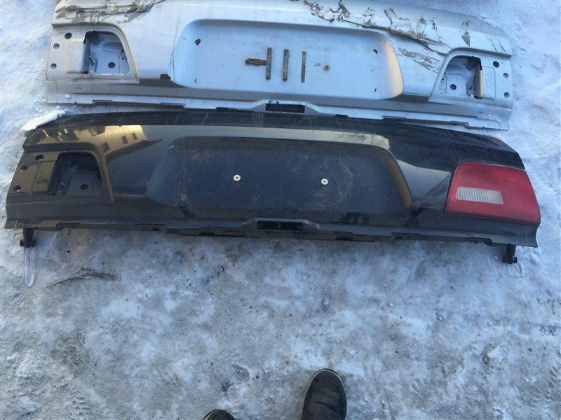Дверь 5-я дверь багажника Bmw X5 53 2004 нижняя