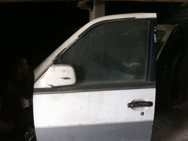 Дверь Nissan Largo 30 1998 передняя левая