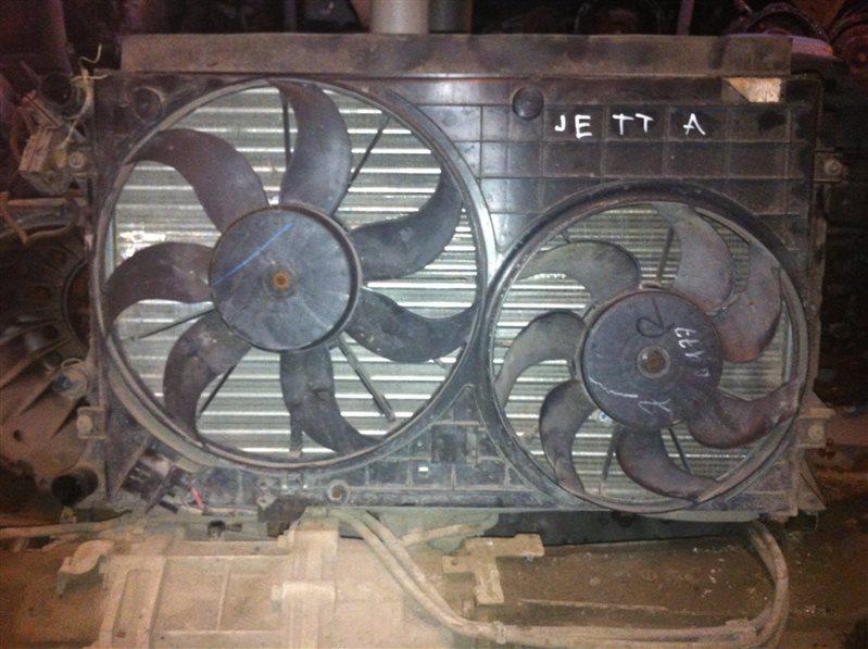 Радиатор двс Volkswagen Jetta 2012
