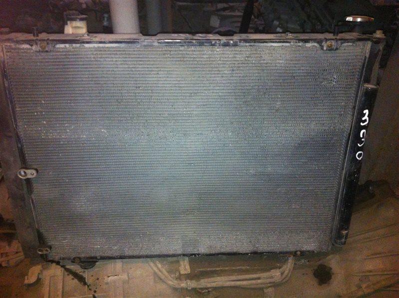 Радиатор двс Lexus Rx330 36 3MZ 2005