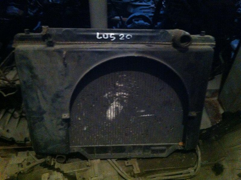 Радиатор двс Toyota Lucida 20 1993