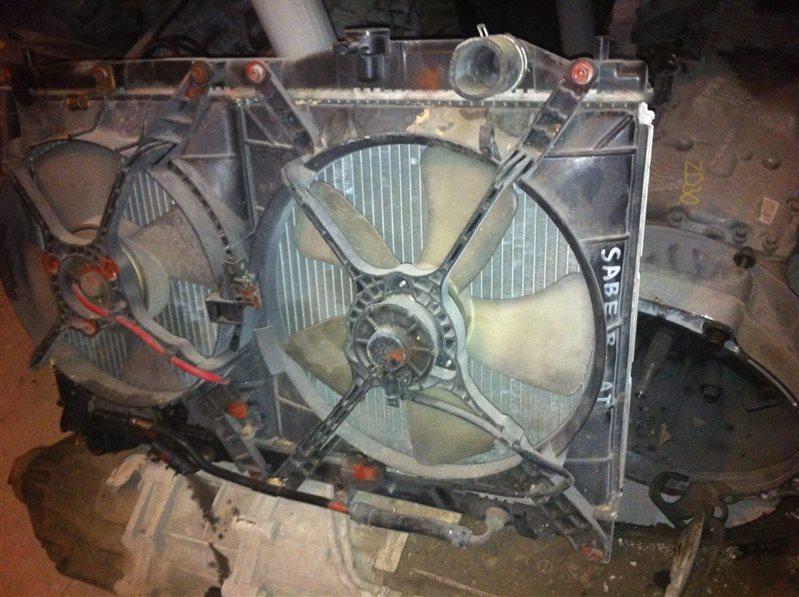 Радиатор двс Honda Saber UA2 1996