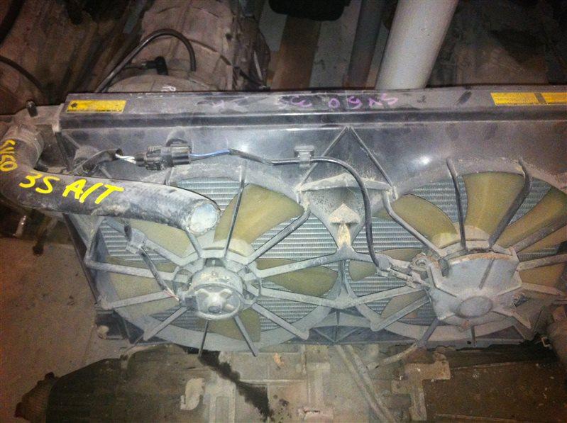 Радиатор двс Toyota Vista SV50 1999