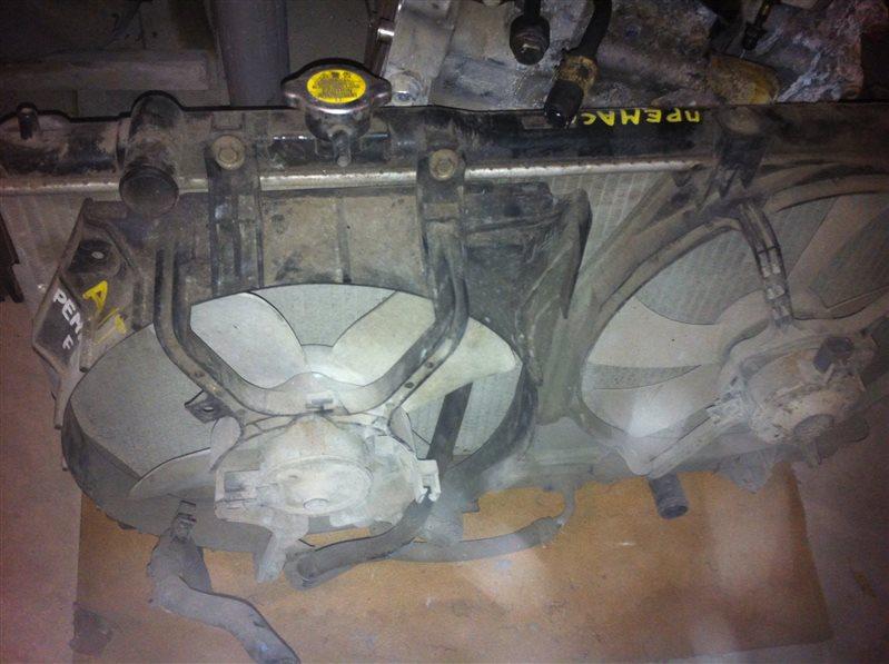 Радиатор двс Mazda Premacy FP