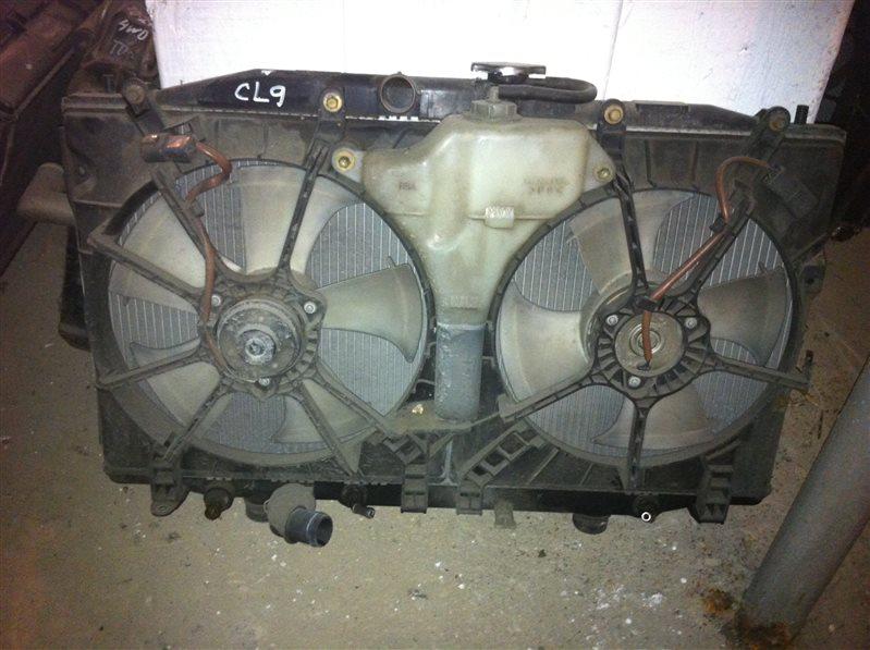 Радиатор двс Honda Accord CL7/CL9 2004