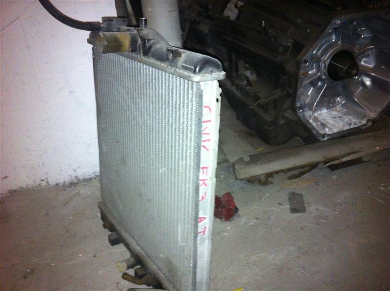 Радиатор двс Honda Civic EK3 2000
