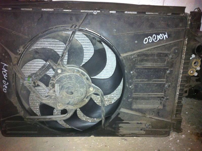 Радиатор двс Ford Mondeo 1.6 2011
