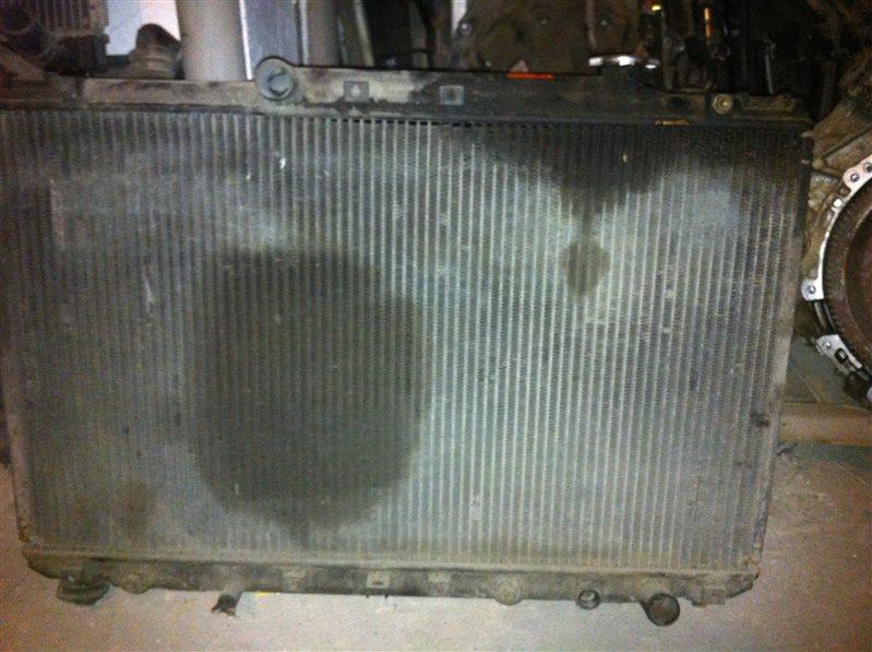 Радиатор двс Toyota Camry 10 3VZ 1993