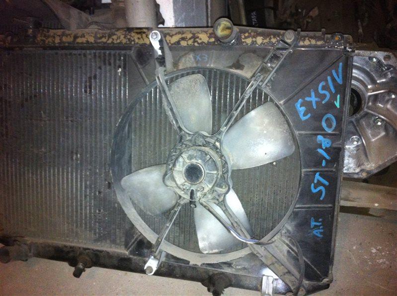 Радиатор двс Toyota Corona Exiv 180 3S 1993