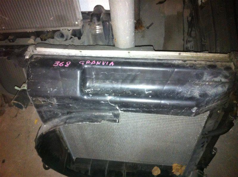 Радиатор двс Toyota Granvia 3RZ 1997