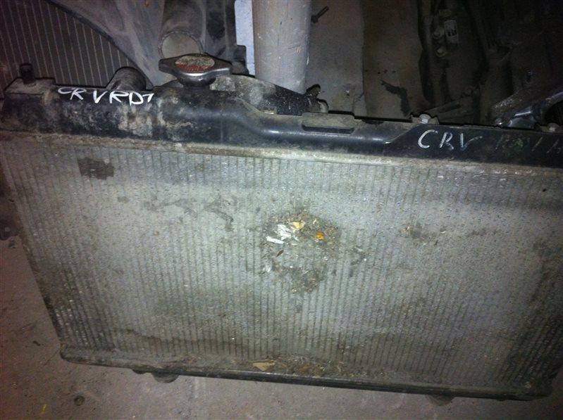 Радиатор двс Honda Crv RD1 B20B 1999