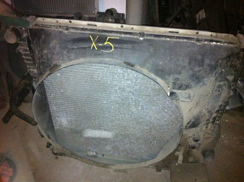 Радиатор двс Bmw X5 53 4.4 2004