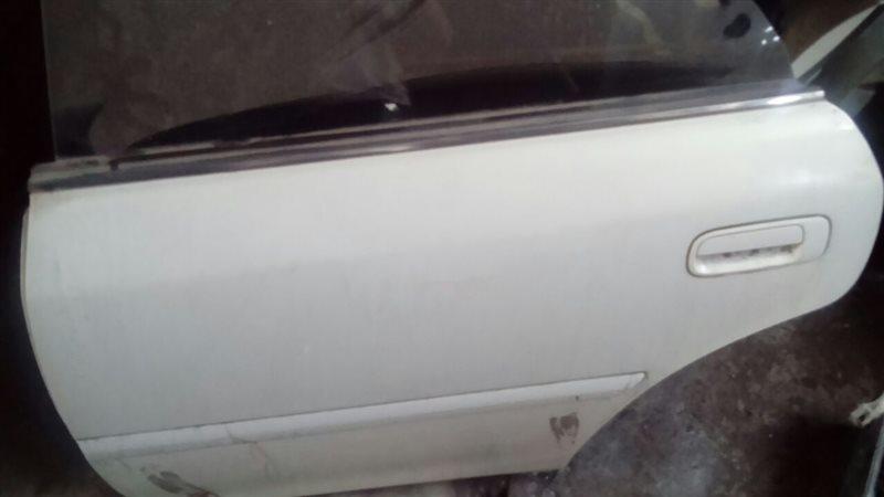 Дверь Toyota Chaser 100 2000 задняя левая