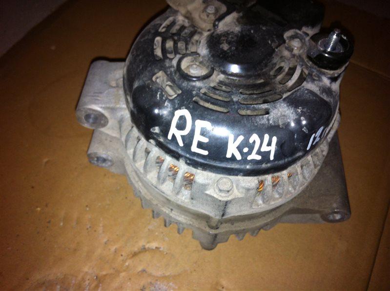 Генератор Honda Crv RE4 KA24 2012
