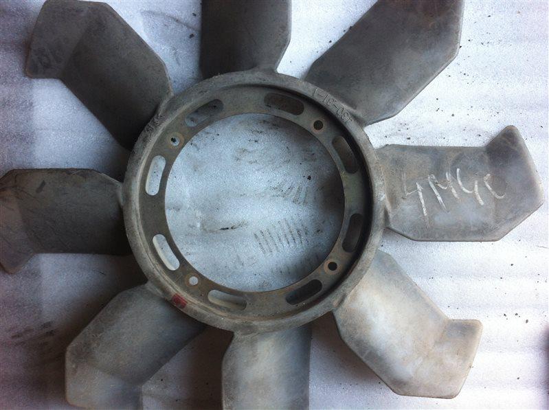 Крыльчатка вентилятора Mitsubishi 4M40