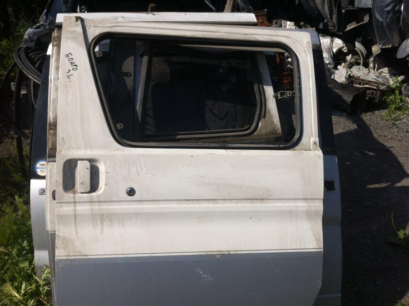 Дверь Mazda Bongo WL4 задняя левая