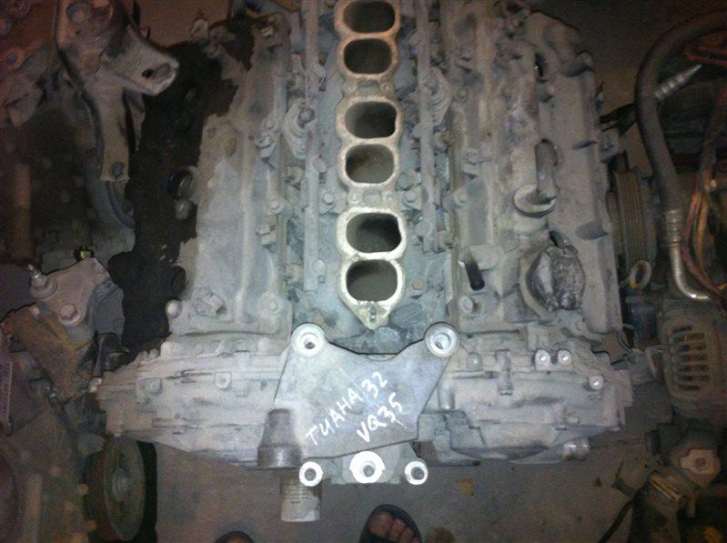 Двигатель Nissan Teana 32 VQ35 2011