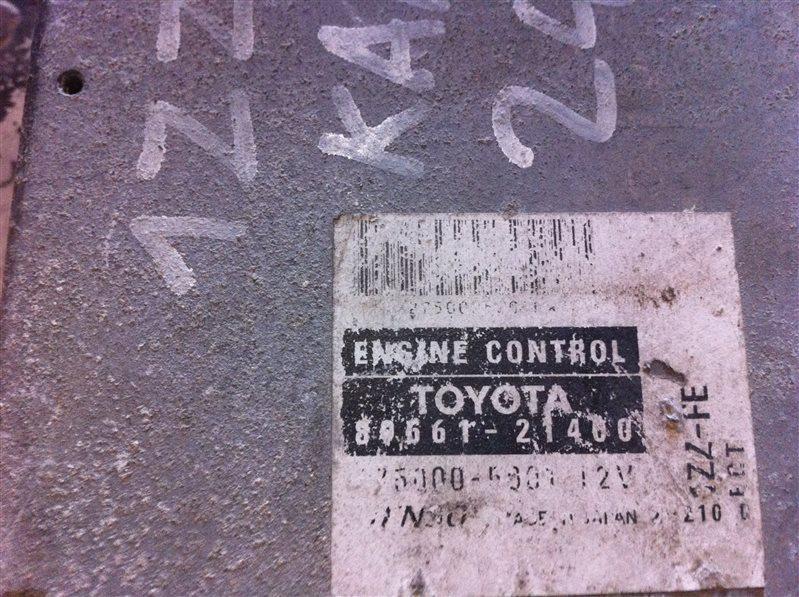 Бортовой компьютер блок управления двс Toyota 1ZZ