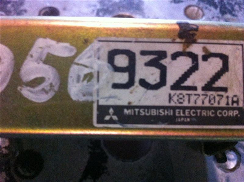 Бортовой компьютер блок управления двс Mitsubishi