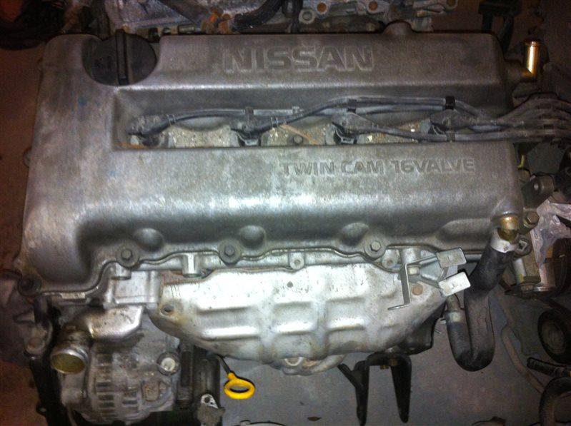 Двигатель Nissan Rnessa 30 SR20 1997