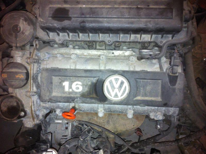 Двигатель Volkswagen Jetta 1.6 2013