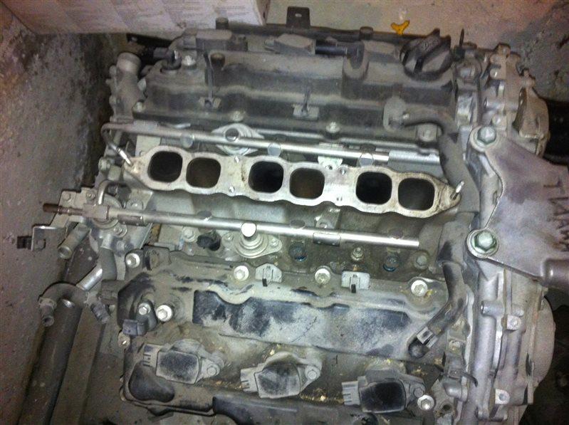 Двигатель Nissan Teana 32 VQ25 2012
