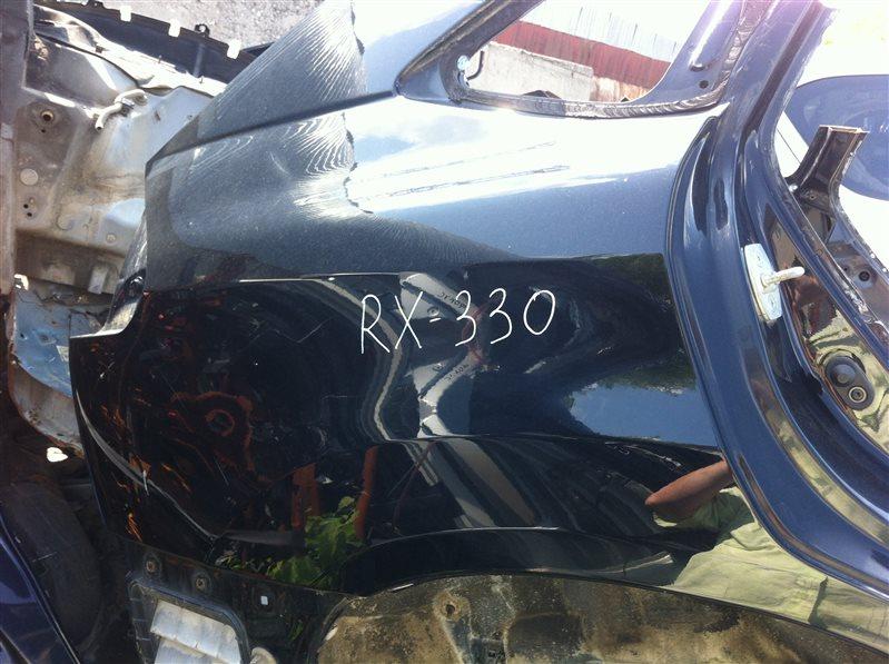 Задняя часть Lexus Rx330 2006